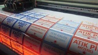 Apak Reklam Türkiye petroleleri folyo dijital baskı, Dijital baskı, Folyo baskı, Uyarı levhaları
