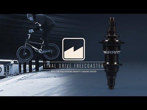 Merritt Final Drive Freecoaster