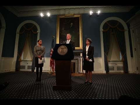 Mayor Bill de Blasio Appoints Commissioners to Protect New Yorkers' Health and Safety