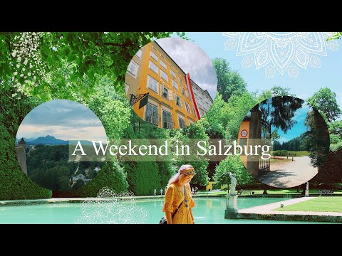 39. ♡ a weekend in salzburg, austria || travel vlog ♡