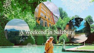 39. ♡ a weekend in salzburg, austria    travel vlog ♡