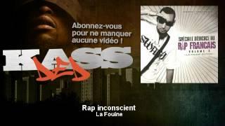 la fouine rap inconscient mp3