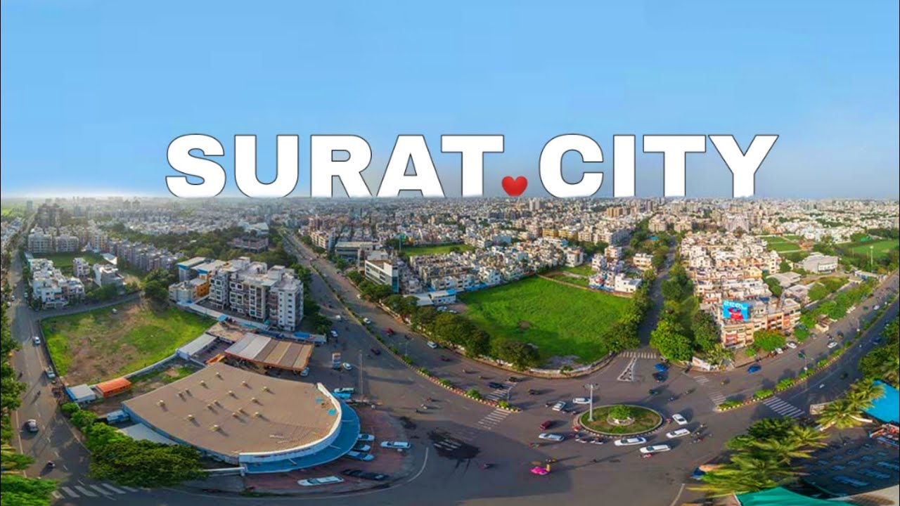Download Surat City - One of the cleanest city of india 🇮🇳   2020