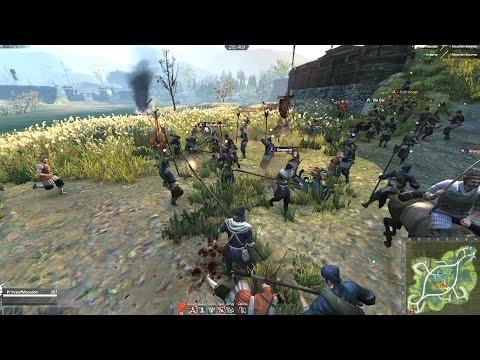 Tiger Knight: Empire War online battle #01 (commentary)