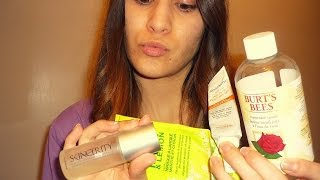 Acne Products I Use