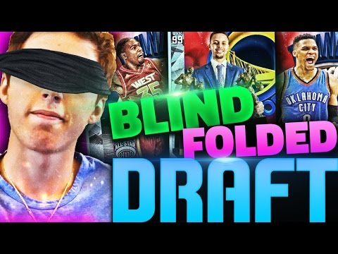 THE BLINDFOLDED DRAFT AND PLAY! NBA 2K16 EXTREME DRAFT