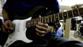 Escape the fate - my apocalypse guitar cover