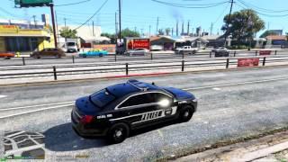 GRAND THEFT AUTO 5 LSPDFR EP #67 - CITY PATROL (GTA 5 PC POLICE MODS)