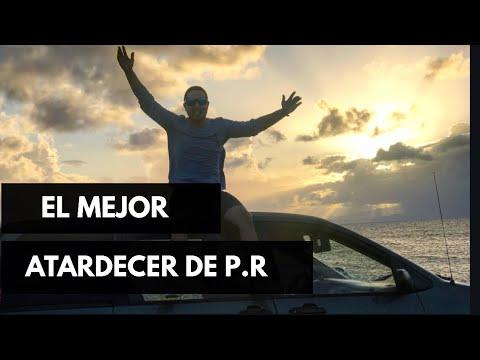 VI EL MEJOR ATARDECER DE PUERTO RICO (VIEQUES) | VLOG #36 | Alejandro Gil