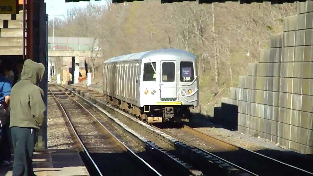 Staten Island Railway To St George