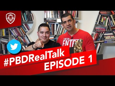 How To Capitalize On The Next Big Crash- #PBDRealTalk Episod