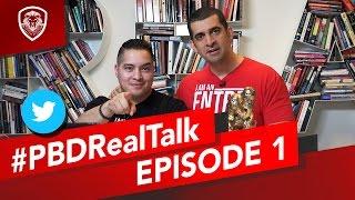 How To Capitalize On The Next Big Crash- #PBDRealTalk Episode 1