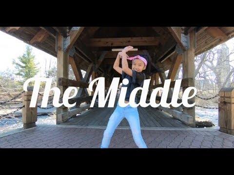 """THE MIDDLE"" | Matt Steffanina ft. Nicole Leano Choreography (Dance Cover)"