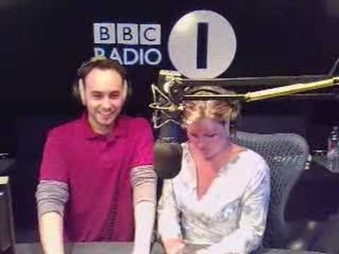 Chris Moyles Show Two Word Tango