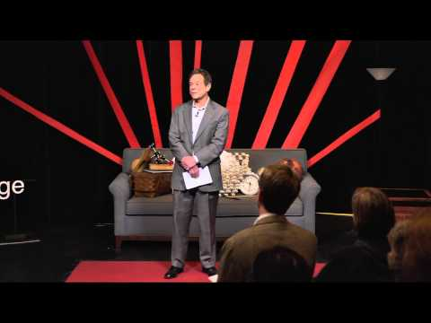 The physicist as novelist: Alan Lightman at TEDxWellesleyCollege