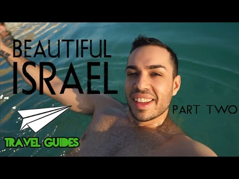 ISRAEL TRAVEL GUIDE  - Part 2