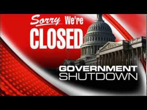 Washington shutdown The sky is falling.