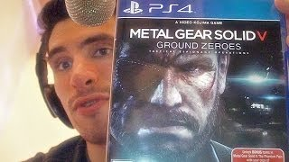ASMR Gaming: PS4 Games and Accessories