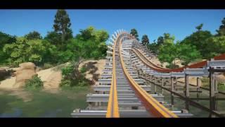 planet coaster copperhead rmc hybrid coaster