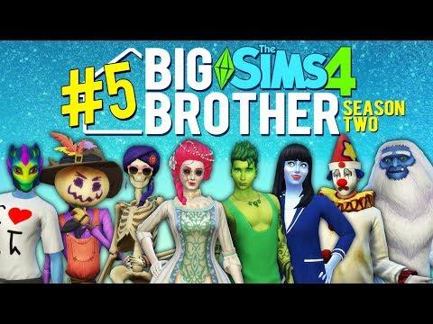 Sims 4 Big Brother - ACTING CHALLENGE - Season 2 Ep 5
