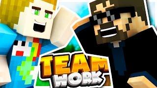 TEAMWORK MAKES THE DREAM WORK!! W/ SSundee