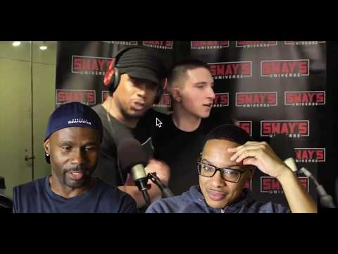 Token- Sway In The Morning Freestyle (REACTION!!!)
