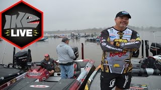 Ike Live (ft. John Murray and Mike McClelland) Let's Talk Fishing!