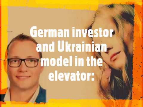German investor with Ukrainian model / 2018 sexual harassment scandal  in Turkey