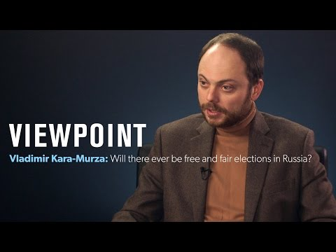 Will there ever be free and fair elections in Russia?  | VIEWPOINT