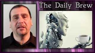 THE DAILY BREW #88 (2/25/2014) #googlerobots #skynet #wargames #ghostbuster #HaroldRamis #ptn