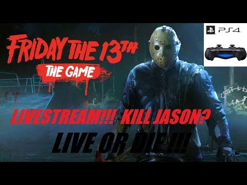 LIVE/FRIDAY THE 13TH LEVEL 83+ /SHOUTOUT TO ConclusiveHD For Channel Art