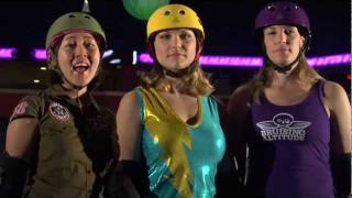 Denver Roller Dolls - It Stops With Me