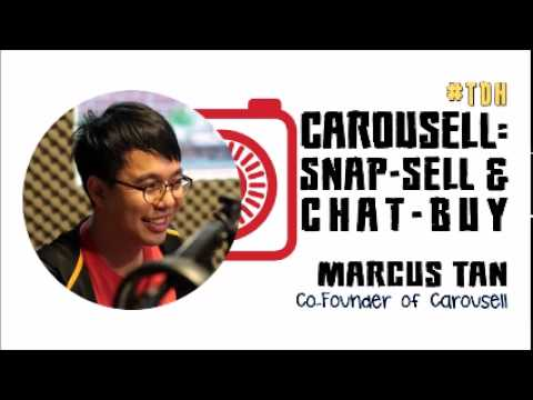 20150826 The Durian Heat: Carousell - Snap-Sell & Chat-Buy