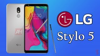 LG Stylo 5 Official First Look, Release Date, Full Design, Camera, Stylus Pen