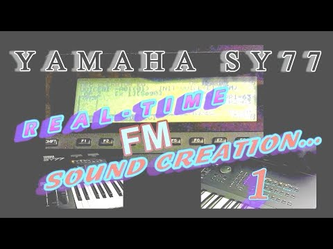 YAMAHA SY77 REAL-TIME SOUND CREATION - Most Popular Videos