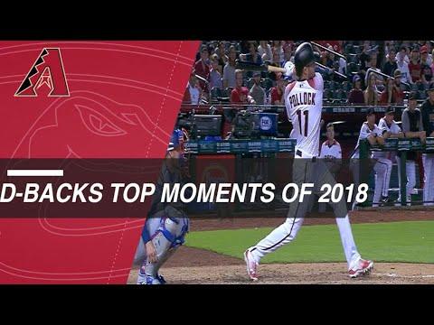 D-backs Top 10 Moments of 2018