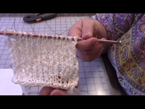 How To Make Plarn From Trash Bags Plastic Yarn For Knit