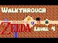 The Legend Of Zelda NES Gameplay Full Walkthrough Of Level 4 Dungeon mp3