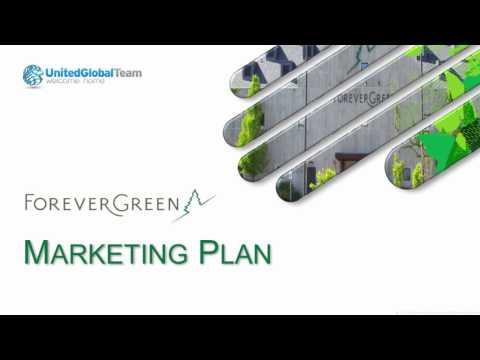 ForeverGreen - Marketingplan 2017