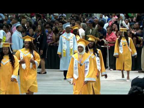 2016 Benjamin E. Mays High School Graduation