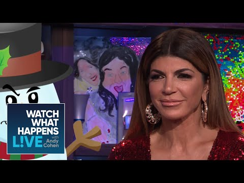 Can Teresa Giudice Say Three Nice Things About Bethenny Frankel? | RHONJ, RHONY & RHOC | WWHL