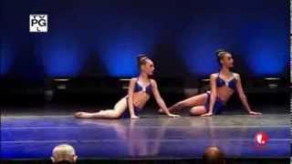 Two Sapphires - Maddie Ziegler & Kalani Hilliker - Full Duet - Dance Moms: Choreographer