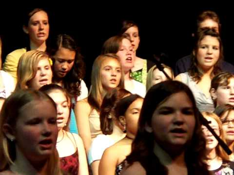 Caledonia Kraft Meadows Middle School Choir