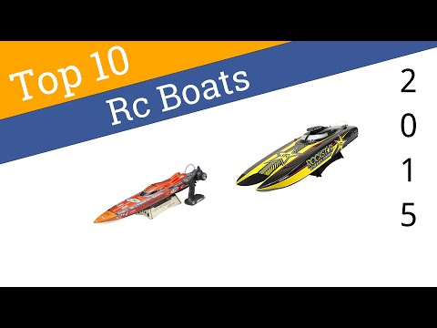 10 Best RC Boats 2015