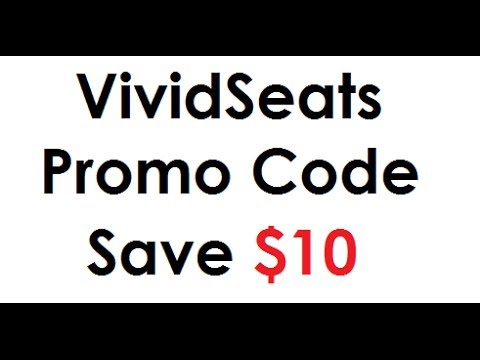 vividseats promo code for june 2014 save 10 youtube. Black Bedroom Furniture Sets. Home Design Ideas