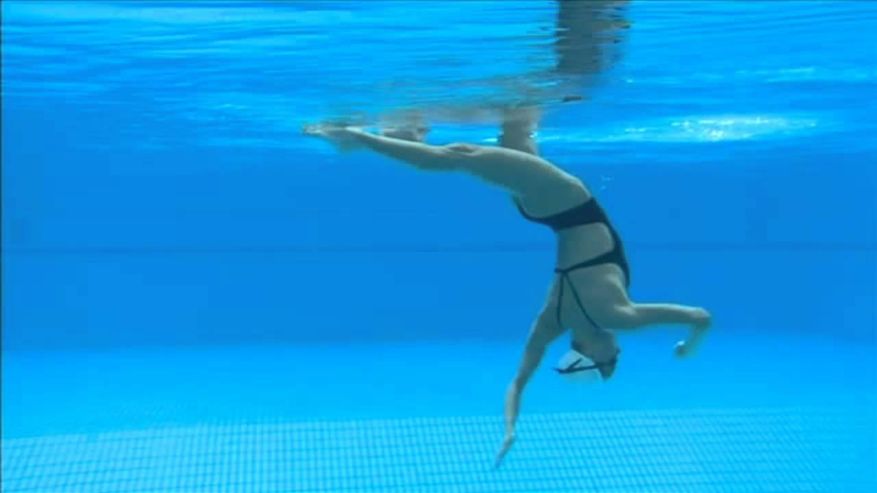 Фигура в синхронном плавании