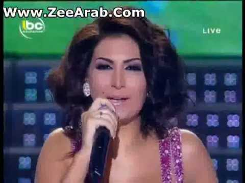 Rouwaida Attieh / رويدا عطية ,,Hayati Mlki,,  Star Academy 8 17 june 2011