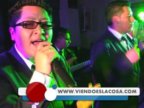 VIDEO: ANÓNIMO (Alex Rivas) - No Quiero Más De Ti - En Vivo - WWW.VIENDOESLACOSA.COM - Cumbia 2015