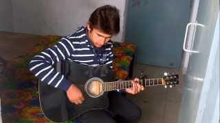 ye mera deewanapan hai on guitar jitender teherpuria