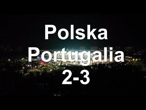 11.10.2018 Liga Narodów Polska - Portugalia 2-3. Poland - Portugal. UEFA Nations League